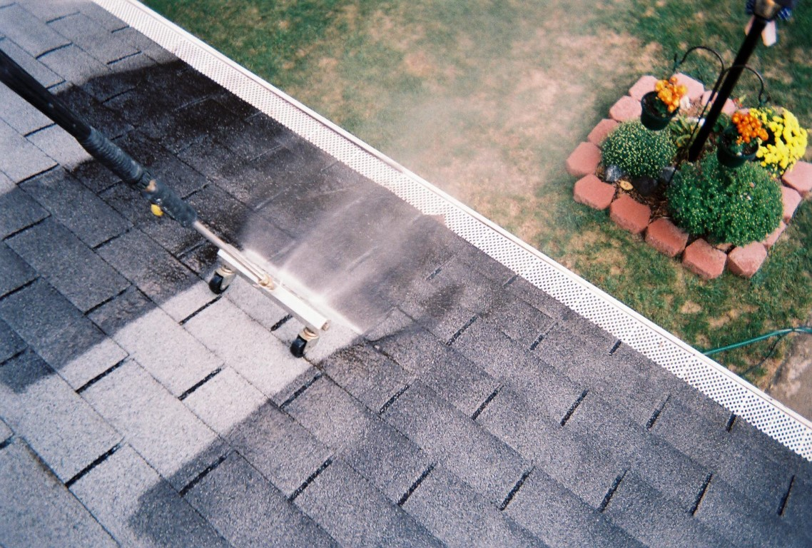 roof cleaning maryland